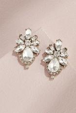 Olive & Piper Floret Crystal Studs