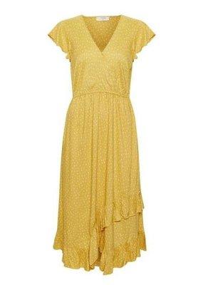 Cream Idalina Dress