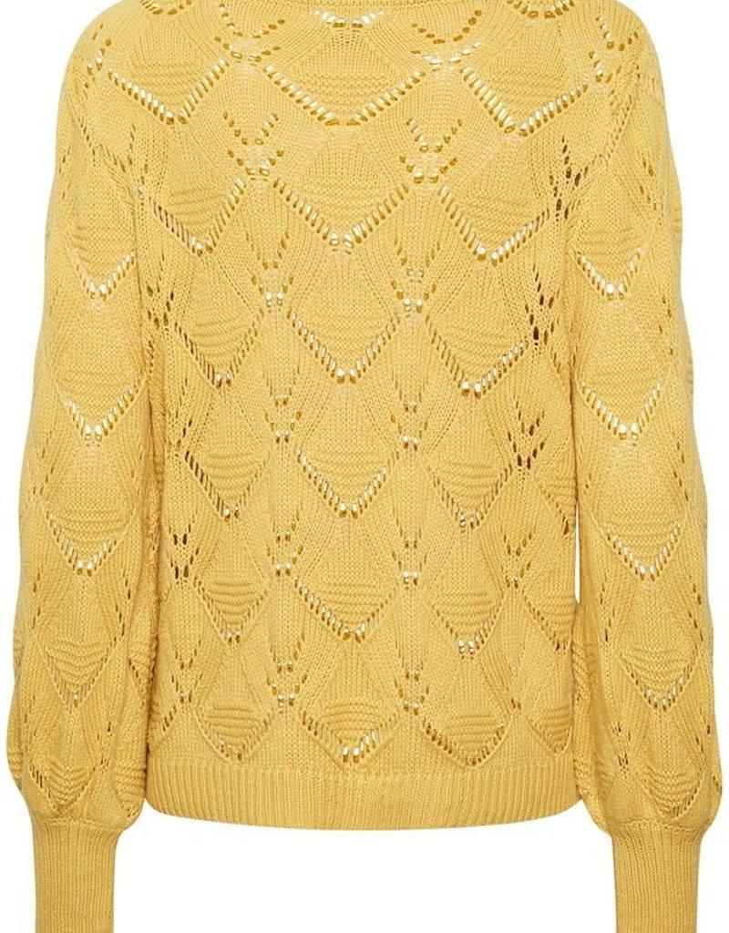 Cream Simone Pullover Sweater