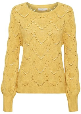 Cream Simone Pullover Sweater