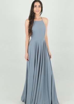 Skylar Belle Payton Maxi Dress - Grey