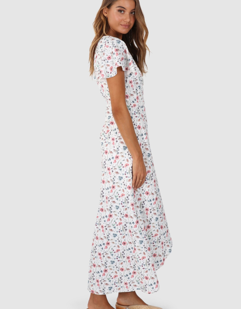 Lost in Lunar Alexis Floral Dress