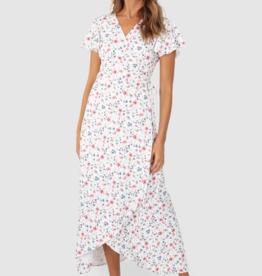 Lost in Lunar Alexis Floral Dress