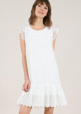 Molly Bracken Ellie Eyelet Lace Dress