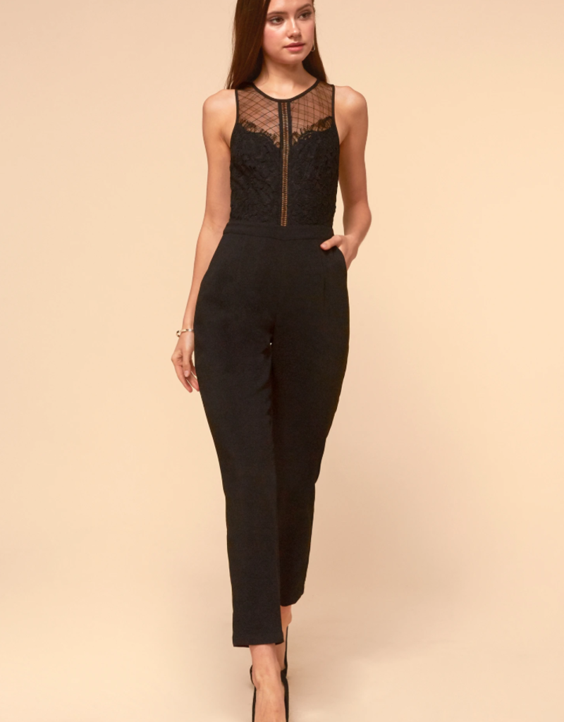 Adelyn Rae Madison Jumpsuit