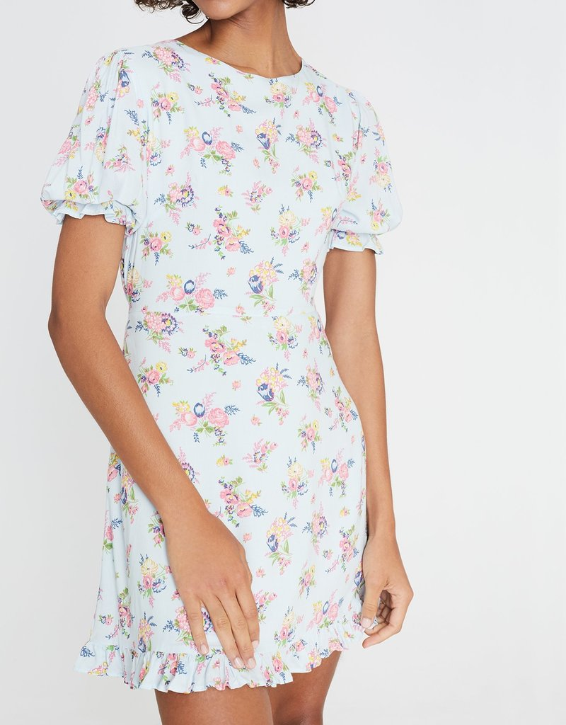 Faithfull Florence Mini Dress