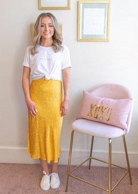 InWear Roberta Satin Skirt