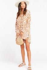 Show Me Your Mumu Cliffside Sweater Leopard Print