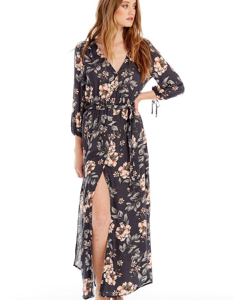 Saltwater Luxe Goldie Midi Dress