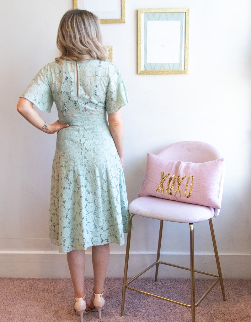 FRNCH Agnese Dress