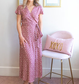 Indi & Cold June Wrap Dress *Two Colours*
