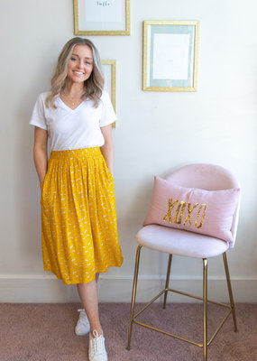 Indi & Cold June Midi Skirt *Two Colours*