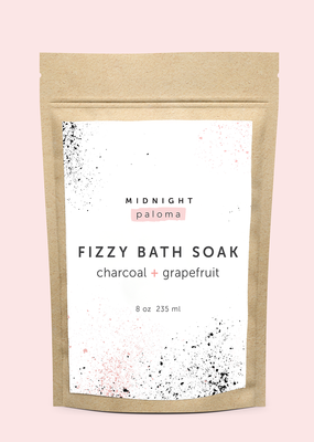 Midnight Paloma Detox Fizzy Bath Soak