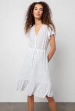 Rails Kiki Dress - White Wisteria Print