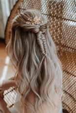 Luna & Stone Fleur Hair Comb