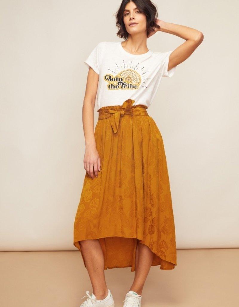 Louizon Clearwater Jacquard Skirt
