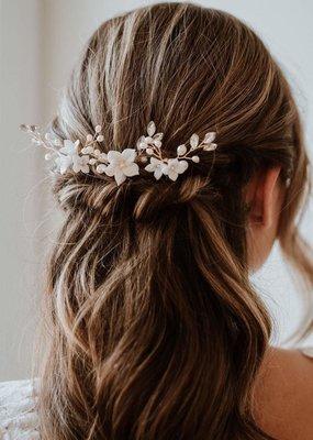 Luna & Stone Paloma Hair Pin Set - Gold & Silver
