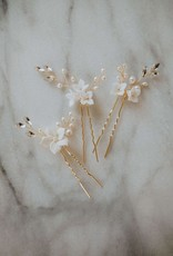 Luna & Stone Paloma Hair Pin Set
