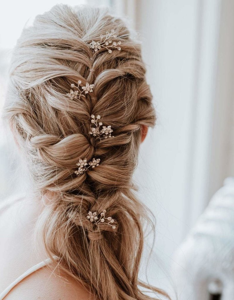 Luna & Stone Willow Hair Pin Set
