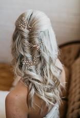 Luna & Stone Claire Hair Pin
