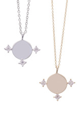 Sarah Mulder Imperial Necklace - Rose Quartz