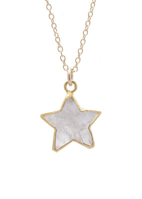 Sarah Mulder Stargazer Necklace - Silver and Gold