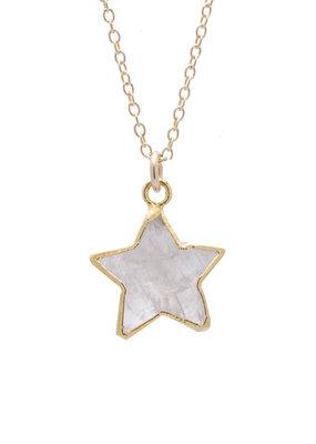 Sarah Mulder Stargazer Necklace - Silver and Gold