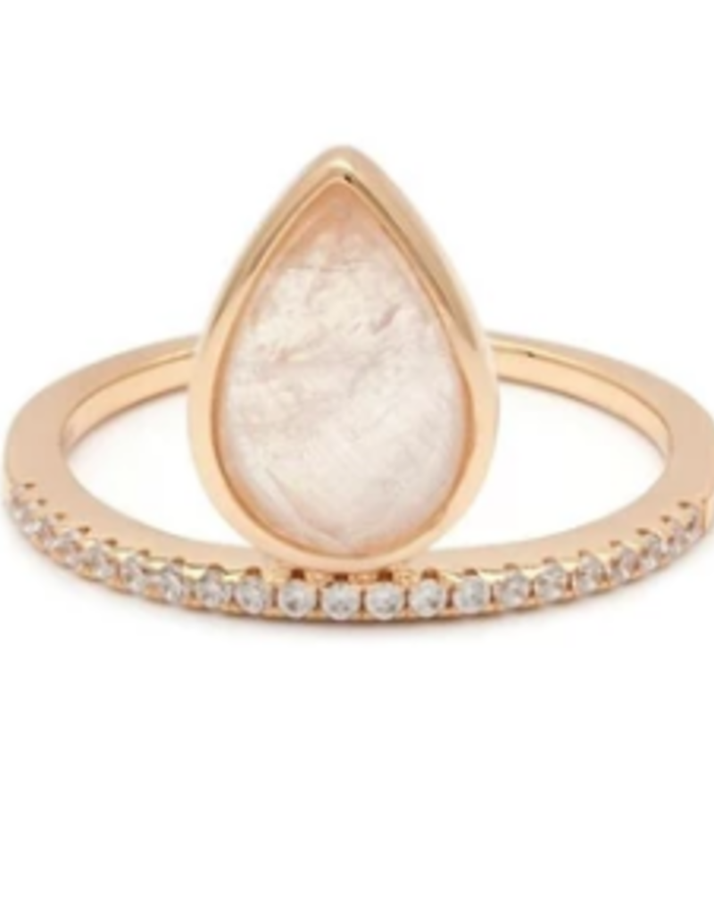 Melanie Auld Melanie Auld Teardrop Ring