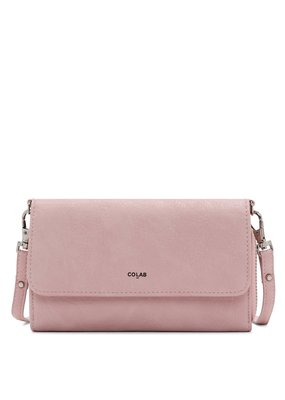 Colab Flap Wallet Crossbody *More Colours*