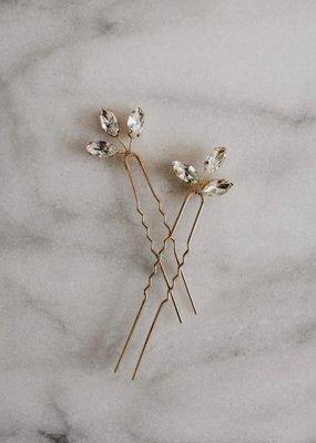 Luna & Stone Luna and Stone - Petite Nora Hair Pin