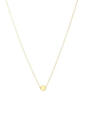 Lavender & Grace Olive Necklace
