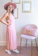 Designers Society Stripe Print Dress
