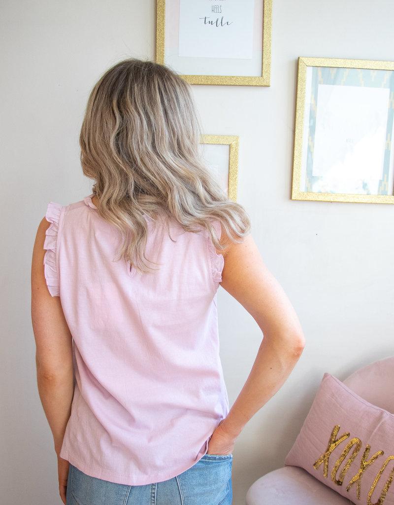 Indi and Cold Camiseta Sleeveless Top