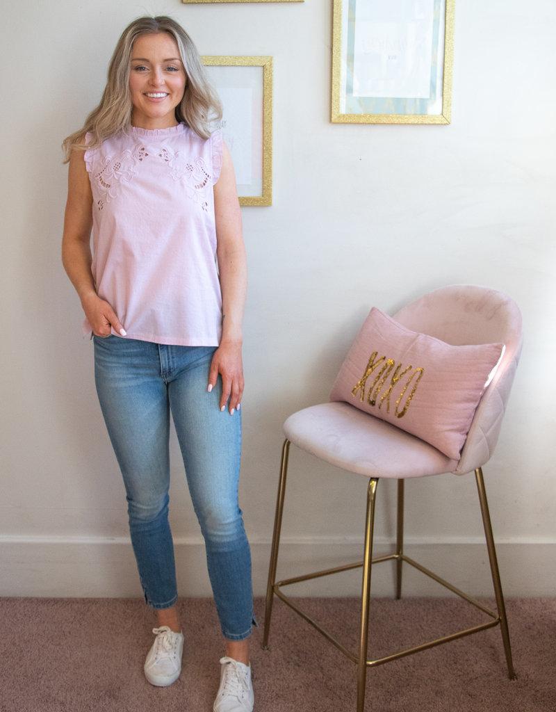 Indi & Cold Camiseta Sleeveless Top