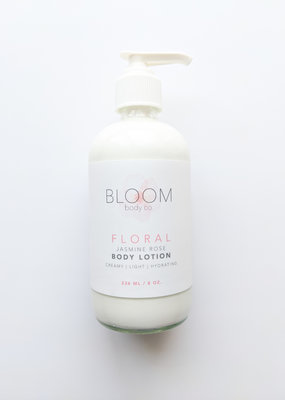 Bloom Body Co FLORAL Jasmine Rose Body Lotion
