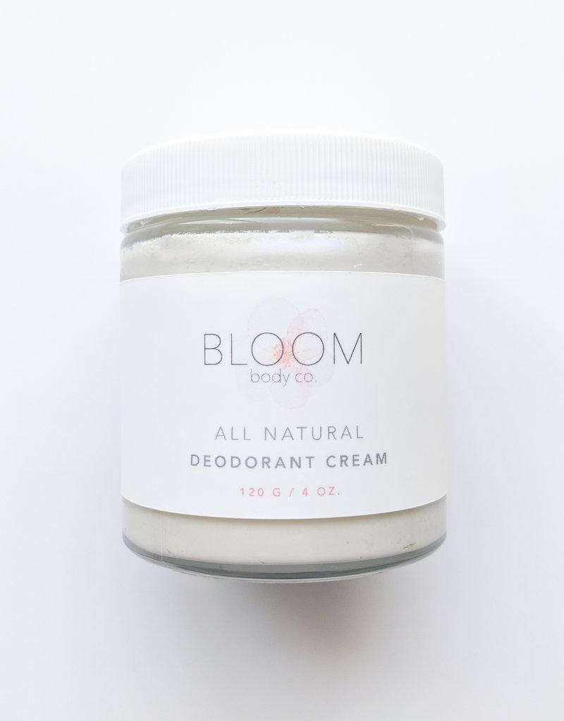 Bloom Body Co Deodorant Cream