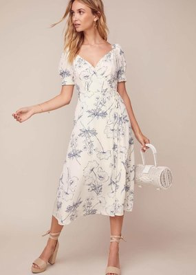 ASTR Elysian Midi Dress