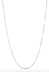 Lisbeth Gigi Chain Necklace - Gold