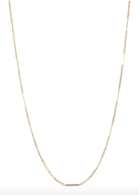 Lisbeth Gigi Chain Necklace - Gold