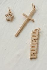 Melanie Auld Jillian Harris for MA Charm Collection Pavé Paw Charm
