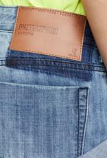 One Teaspoon Bandits Denim Shorts - Original Blue