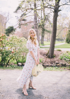 Faithfull Maggie Midi Dress