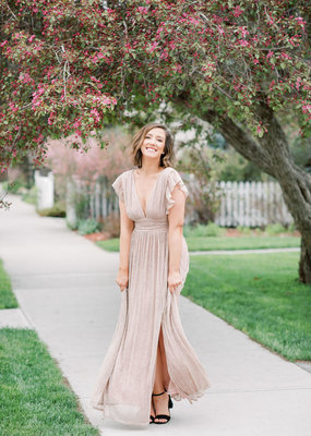 Soieblu Tara Shimmery Maxi Dress *Two Colours*