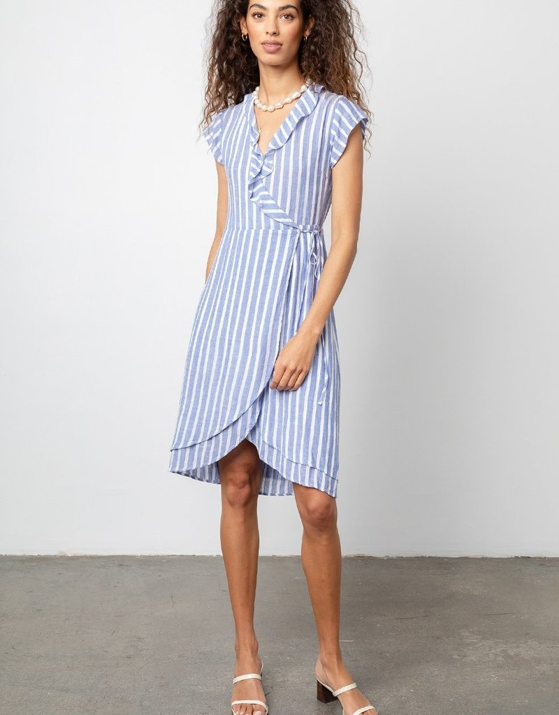 Rails Louisa Dress in Juneau Stripe