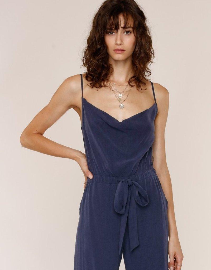 Heartloom Mabel Jumpsuit in Blue