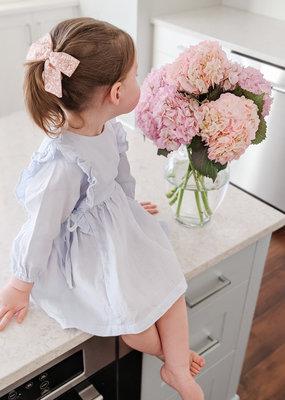 Lavender and Lillie Lillian Linen Dress *Five Colours*