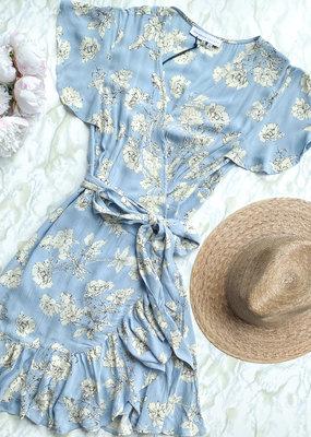 Designers Society Alma Wrap Dress *Two Colours*