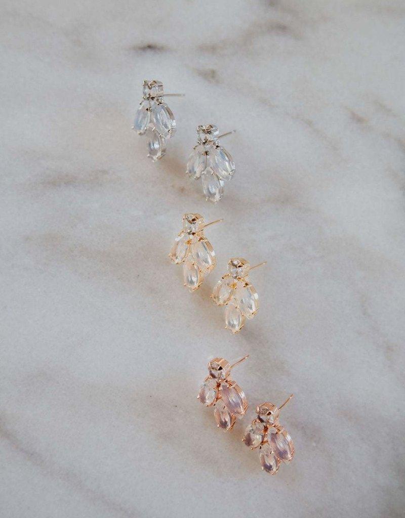 Luna & Stone Opal Nora Earrings