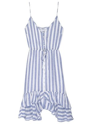 Rails Rails - Frida Striped Linen Dress