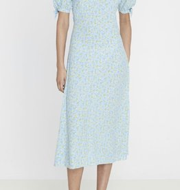 Faithfull Faithfull - Daija Midi Dress in Ana Floral Print